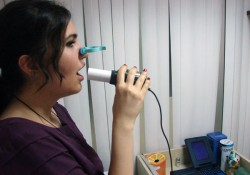 Akciğer Hastalığı İçin Üfleme Testi