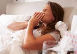 Grip Olan Anne Bebeğini Emzirebilir Mi ?