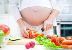 Hamilelikte Dengeli Beslenme