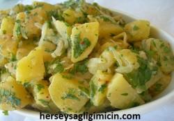 Patates Salatası Besin Değerleri