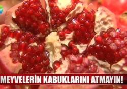 Meyve Kabuklarının İnanılmaz Yararları ! – Video