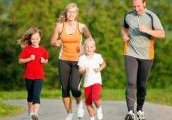 Çocuğunuzun Sağlığı İçin Egzersiz Şart !